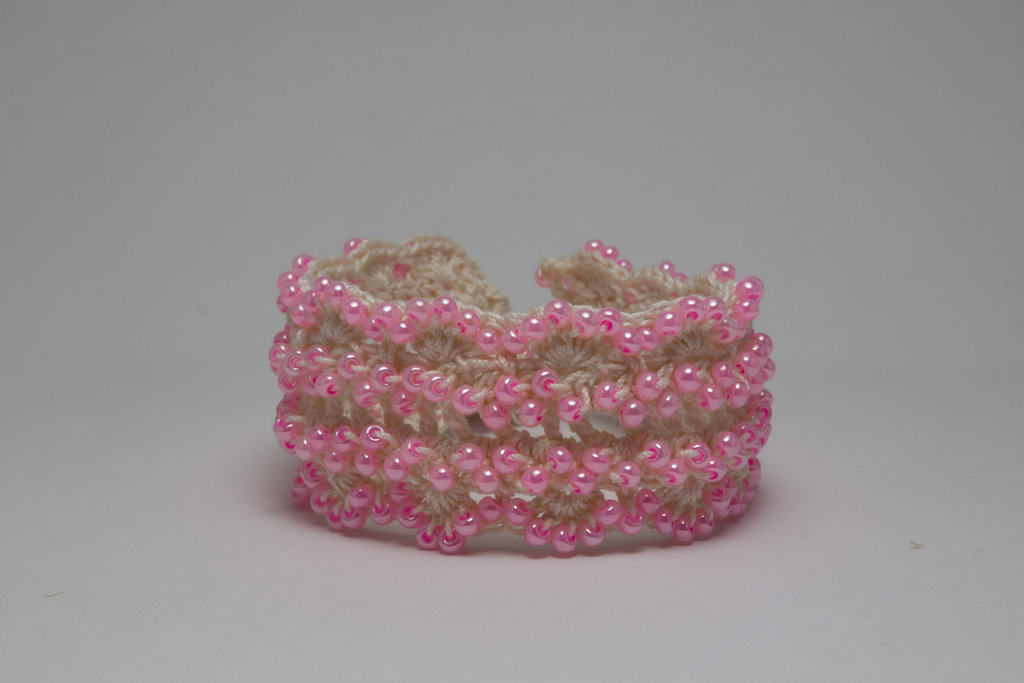 Pink Cordonnet Bracelet