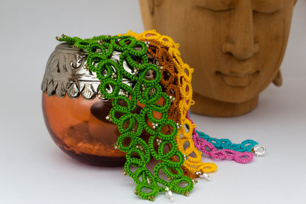 Festival of Colours Bracelets